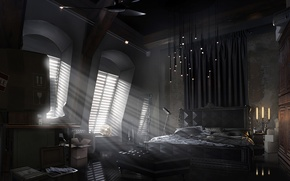 Picture Game, Adam Jensen, Deus Ex: Mankind Divided
