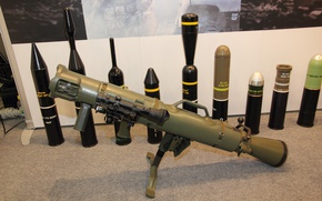Wallpaper olive, rifle, show, M3, Swedish, cannon, gun, weapon, army, effective range of 400 m on ...