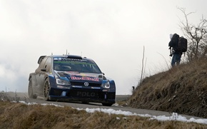 Picture Volkswagen, WRC, Rally, Rally, Monte Carlo, Polo