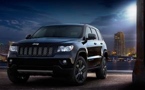 Picture car, machine, Jeep Grand Cherokee Concept
