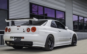Picture GTR, Nissan Skyline, R34, JDM, Energo5