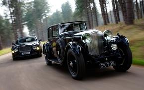 Picture black, evolution, Bentley