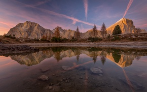 Picture Italy, Cortina d'ampezzo, Belluno, Lago Limides