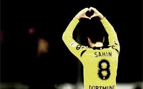 Picture Wallpaper, football, Shaheen, Dortmund