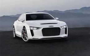 Picture machine, Audi, audi, concept, photos, quattro, auto pictures