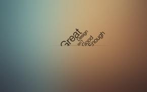 Picture design, labels, background, minimalism