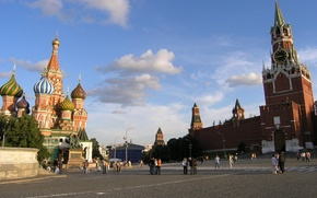 Picture People, Moscow, The Kremlin