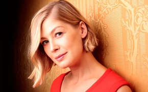 Picture photoshoot, Rosamund Pike, Los Angeles Times