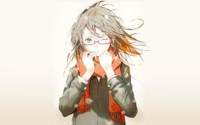 Picture anime, art, Haruaki