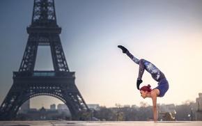 Picture Paris, grace, gymnast, Quincy Azzario