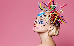 Wallpaper album, Sia, We Are Born, Sie Kate Isobel Feller, Australian singer