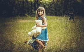 Picture Girl, Love, Children