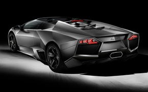 Wallpaper reventon, sports car, Roadster, Lamborghini