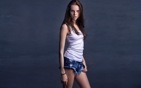 Picture model, shorts, Mike, Poland, Luiza Matyba