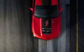 Picture road, tuning, Chevrolet, Camaro, chevrolet camaro