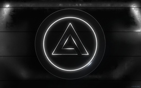Picture Minimalism, Music, Logo, Music, Logo, Hi-Tech, AIMP, Minimalism, Music Player, Music Pleer