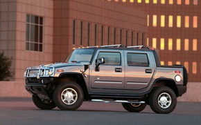 Picture Hummer, sut, pik-up