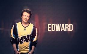 Wallpaper player, Edward, CS:GO, (Kharkiv), Ivan Sukharev