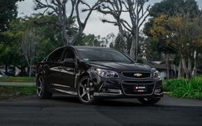 Picture Chevrolet, Vossen, Wheels, CV3R
