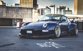 Picture 911, Porsche, GT2, 993, Roughen-World