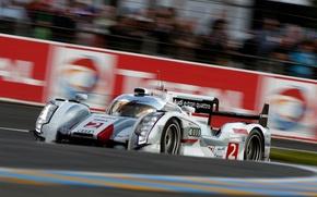 Picture Audi, The Le Mans 2013, R18 E-Tron Quattro