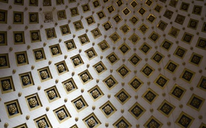 Picture style, interior, the ceiling