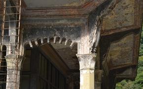 Picture Station, Abkhazia, Abandoned, New Athos