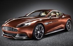 Picture background, Aston Martin, supercar, the front, Aston Martin, beautiful car, AM 310, Vanquish, Vanquish