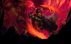 Picture Phoenix, League of Legends, LoL, League Of Legends, Lol, Udyr