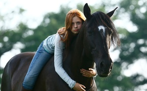 Picture girl, Ostwind, Hanna Höppner, East wind