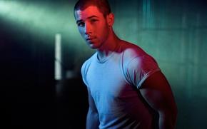 Wallpaper photographer, actor, photoshoot, American, singer, promo, Nick Jonas, for a single, Levels, Randall Slavin, Nick ...