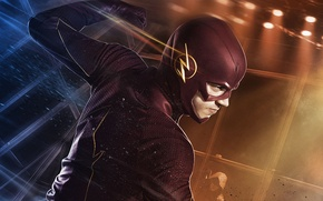 Picture fiction, costume, the series, superhero, Flash, The Flash, Grant Gustin, Grant Gastin, Barry Allen