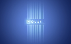 Wallpaper Dr., House, House