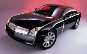 Picture Black, Prestige, Lincoln MK 9 Concept
