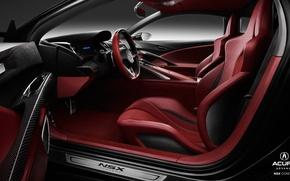 Picture Concept, Supercar, Acura, NSX