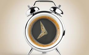 Picture background, interesting, alarm clock skin