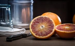 Picture still life, citrus, vitamin С