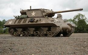 Picture installation, self-propelled, artillery, (SAU), anti-tank, Destroyer, M10