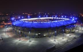 Picture Football, Ukraine, Arena, Football, Stadium, stadium euro 2012, Metalist Stadium Kharkiv, Metalist, Kharkov, Euro 2012, …