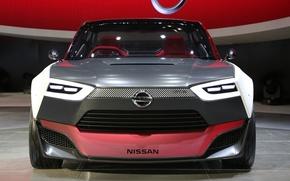 Picture Concept, Nissan, Front, View, Nismo, IDx, (2016)