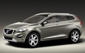 Picture Volvo, concept, auto, xc60