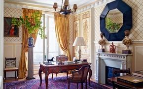 Picture Paris, style, interior, apartment