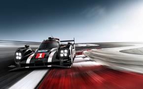 Picture Porsche, Hybrid, WEC, 919, 2016, FIA