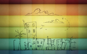Picture Wallpaper, home, rainbow