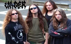 Picture Vader, Poland, Death/Thrash Metal