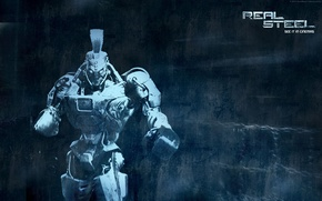 Picture robot, disney, pictures, real steel, real steel, Champions are not born they are collected, walt