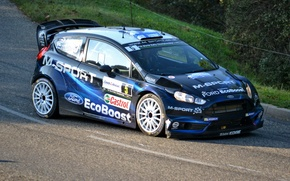 Picture Ford, Ford, WRC, Rally, Rally, Fiesta, Fiesta