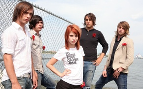 Picture group, rock, Hayley Williams, Paramore