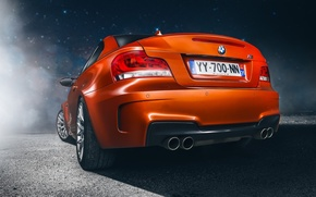 Picture Auto, BMW, Wheel, Ass, BMW, Orange, Lights, Car, Car, Sport, Rear, Sports