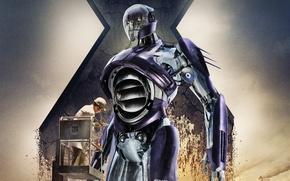 Picture robot, X-Men:Days of Future Past, X-men:Days of future past